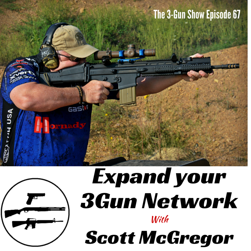 Scott McGregor of Team FN