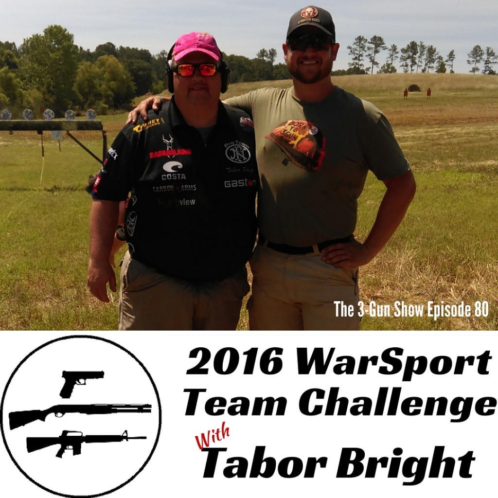 80: WarSport Team Challenge with FN America's Tabor Bright