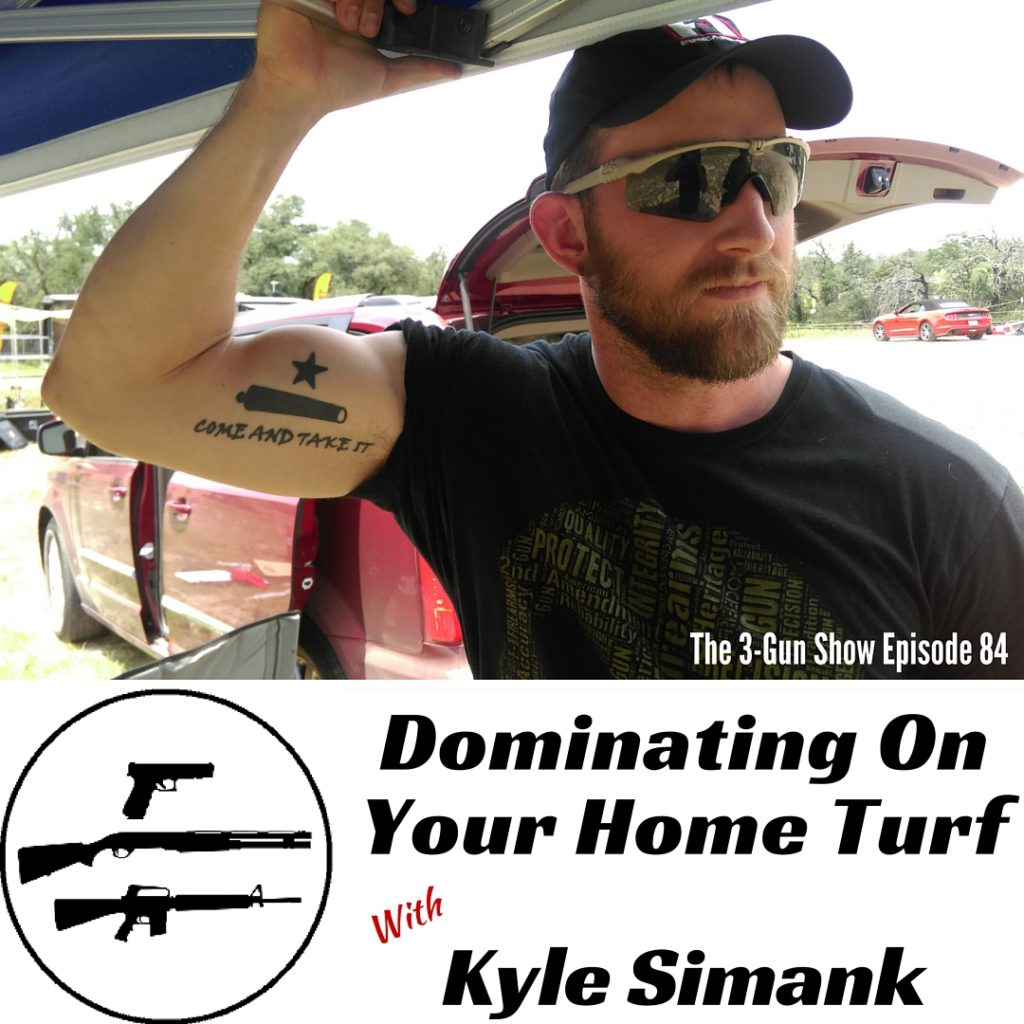 84: Dominating On Your Home Turf with Kyle Simank