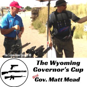 88: Wyoming Governor's Cup with Gov. Matt Mead & Jimmy Holdsworth