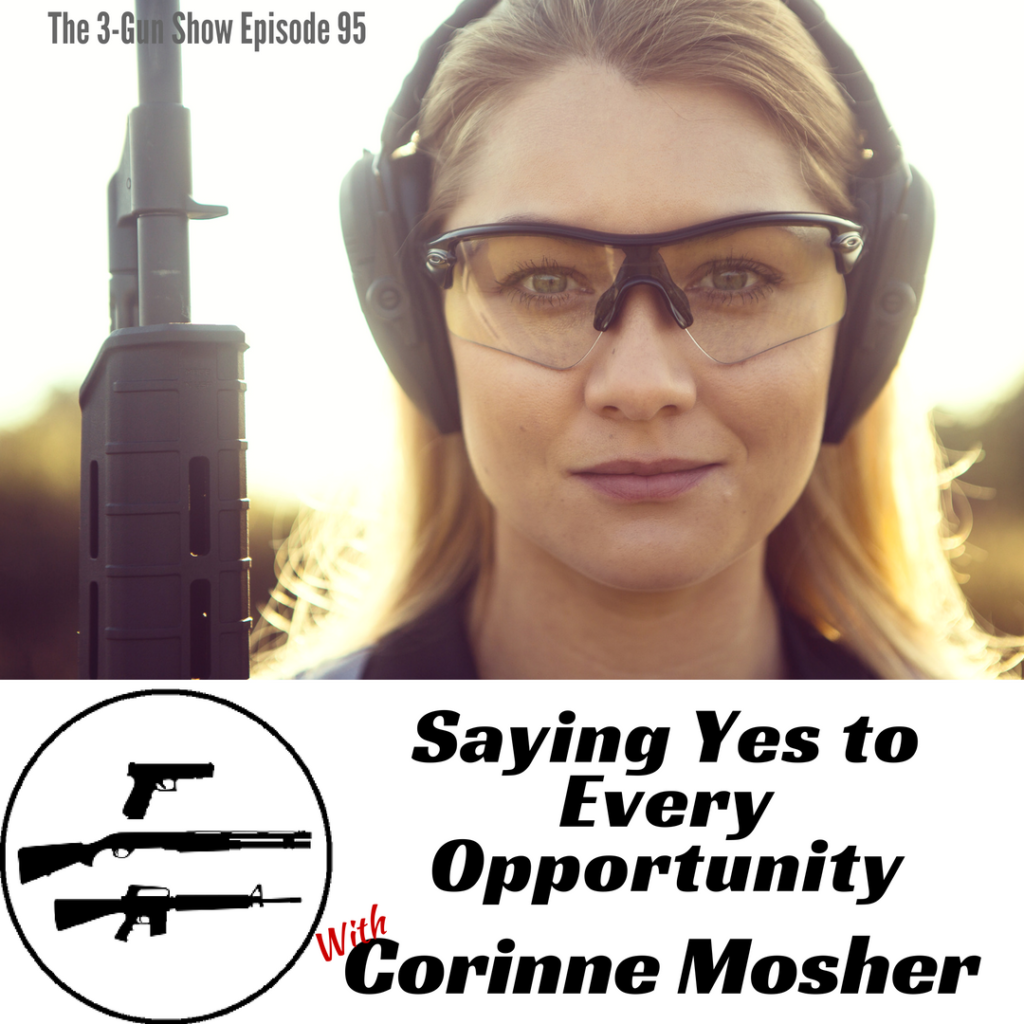 95: Saying Yes to Every Opportunity with Corinne Mosher