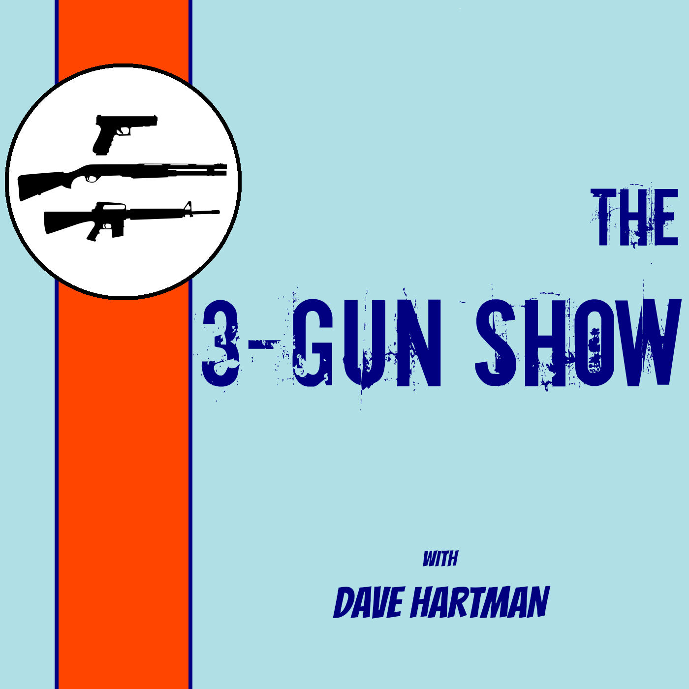 The 3-Gun Show |A weekly podcast featuring the best in Multigun such as Jerry Miculek, Keith Garcia, Taran Butler, Greg Jordan, Tommy Thacker, Janna Reeves, Jesse Tischauser